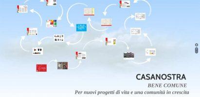 CASANOSTRA – Bene comune – Per nuovi progetti di vita e una comunità in crescita