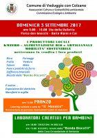 Veduggio – Domenica 3 settembre